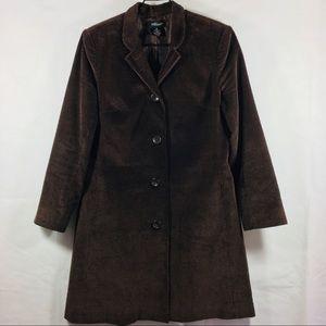 WilliSmith Brown Corduroy Coat.
